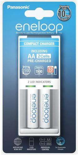 купить Зарядное устройство для аккумуляторов Panasonic K-KJ50MCC20E в Кишинёве