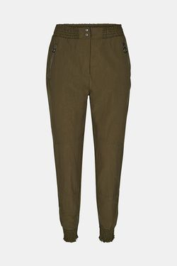 Pantaloni CO'COUTURE Khaki 71474 co couture