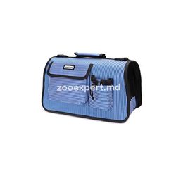 Nobleza сумка - переноска Blue&White размер М