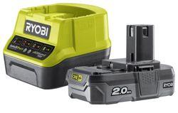 Аккумулятор и зарядное устройство для инструмента Ryobi RC18120-120
