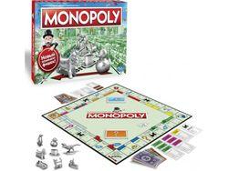 """Joc de masă """"Monopolul clasic"""". Actualizat. (rus) cod 41786"""