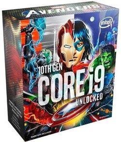 Процессор Intel Core i9-10850KA Avengers Limited Edition BOX no Cooler