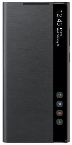 cumpără Husă pentru smartphone Samsung EF-ZN980 Clear View Cover Black în Chișinău