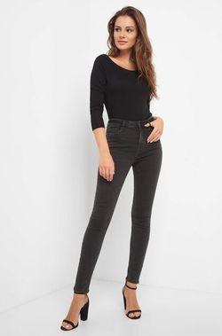 Pantaloni ORSAY Gri incis 359155 orsay