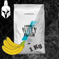 Сывороточный протеин (Impact Whey Protein) - Банан