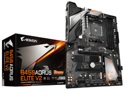 MB AM4 Gigabyte B450 AORUS ELITE V2 1.0  ATX