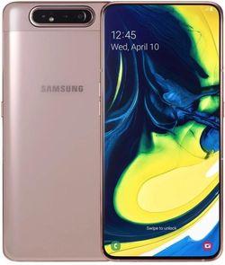 купить Смартфон Samsung A805/128 Galaxy A80 Gold в Кишинёве