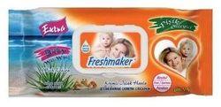 Салфетки влажные Freshmaker Extra 60
