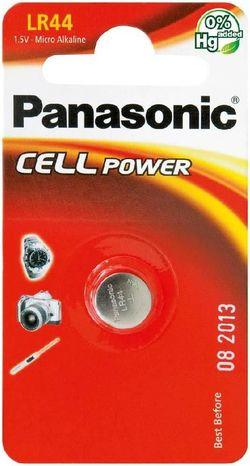 купить Батарейка Panasonic LR-44EL/1B в Кишинёве