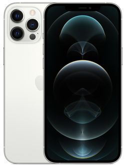 купить Смартфон Apple iPhone 12 Pro Max 128GB Silver MGD83 в Кишинёве