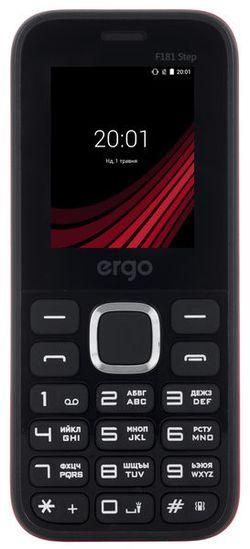 Ergo F181 Step Duos Black