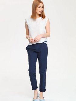 Блуза TOP SECRET Белый sbk2156