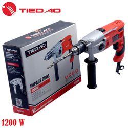 Mașină electrică de găurit cu percuție 1200W TD71220 TIEDAO