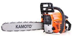 Ferăstrău cu lanţ pe benzină Kamoto CS4518