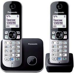 купить Телефон беспроводной Panasonic KX-TG6812UAB в Кишинёве