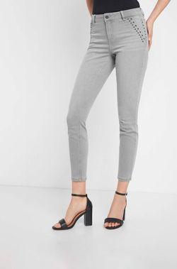 Pantaloni ORSAY Gri 316157 orsay