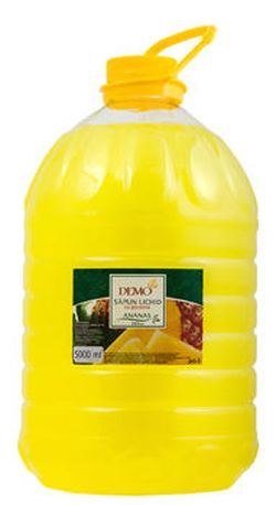 * Sapun lichid Ananas 5000 ml