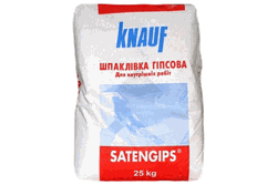 Шпаклевка финишная Knauf Satengips 25 kг