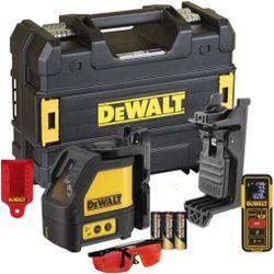 Лазерный нивелир DeWalt DW0889 (DW088K+DW099)