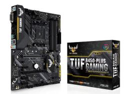 MB AM4 Asus TUF B450-PLUS GAMING  ATX