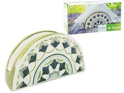 Suport pentru servetele din ceramica Dolce Marrakec