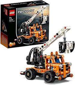 "LEGO Technic  ""Repararea macaralei"", art. 42088"