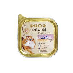 Pro Natural с лососем 100 gr