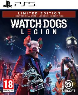 cumpără Game PlayStation Watch Dogs Legion (PS5 ) în Chișinău