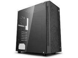 Корпус ATX Deepcool MATREXX 55 MESH 2F, без БП, 2x120mm PWM-вентилятора, TG, DF, 2xUSB2.0 / 1xUSB3.0, черный