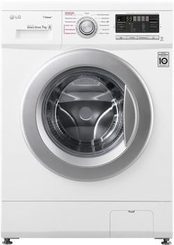 cumpără Mașină de spălat frontală LG F1296HDS1 Steam în Chișinău
