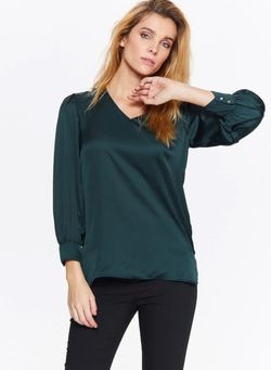 Bluza TOP SECRET Verde SBD0814ZI