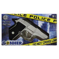 Пистолет полицейский (8 зарядный), код 44067