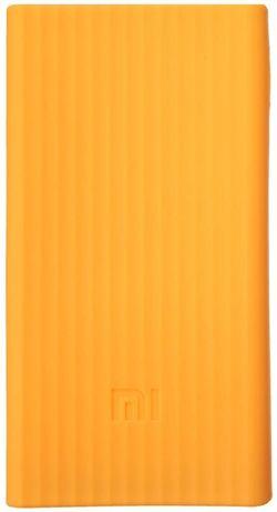 купить Чехол для смартфона Xiaomi Silicon for Xiaomi 20000mAh 2nd power bank orange в Кишинёве