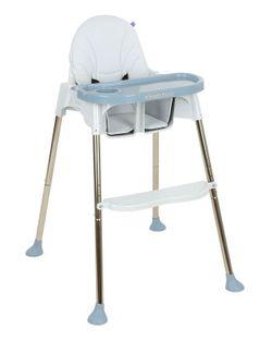 Feeding chair Kika Boo Sky-High Blue 2020