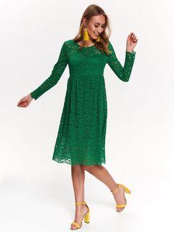 Платье TOP SECRET Зеленый ssu2718