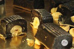 Конфеты «Фундук в кэробе»