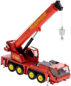 купить Игрушка Siku  2110 Fire Engine mobile crane в Кишинёве