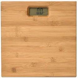 купить Весы напольные Promstore 43653 Bamboo в Кишинёве
