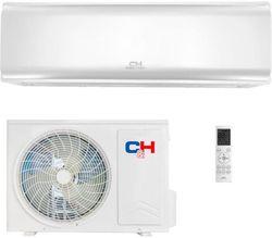 cumpără Aparat aer condiționat split Cooper&Hunter CH-S12FTXN-PW/S Nordic Premium WiFi R32 White/Silver în Chișinău