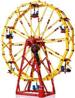 купить Игрушка FischerTechnik 508775 Advanced - Super Fan Park в Кишинёве