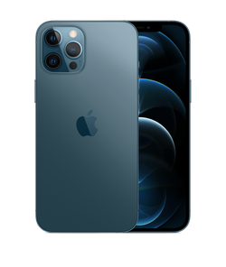 Apple iPhone 12 Pro Max 256ГБ, Pacific Blue
