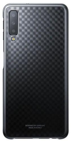 cumpără Husă pentru smartphone Samsung EF-AA750 Gradation Cover, Black în Chișinău