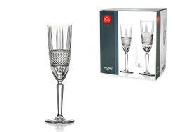 Набор бокалов для шампанского Brilliante 6шт, 190ml