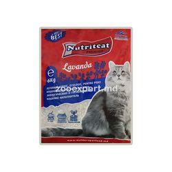 Nutritcat Premium кошачий наполнитель (большие гранулы)