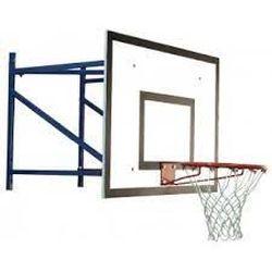 Баскетбольный щит с металлическим выступом 50см