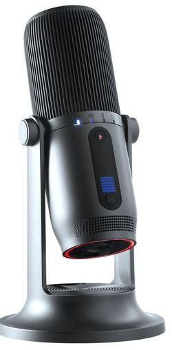 купить Микрофон для ПК Thronmax TM-M2-B MDrill One M2, Jet Black в Кишинёве