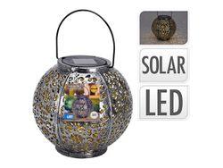 Фонарь на солнечой батарее