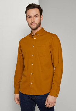 Рубашка TOM TAILOR Кирпичный 1021880 tom tailor