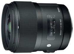 Obiectiv Sigma AF 35mm f/1.4 DG HSM Art for Nikon
