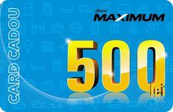 cumpără {u'ru': u'\u0421\u0435\u0440\u0442\u0438\u0444\u0438\u043a\u0430\u0442 \u043f\u043e\u0434\u0430\u0440\u043e\u0447\u043d\u044b\u0439 Maximum 500 MDL', u'ro': u'Certificat - cadou Maximum 500 MDL'} în Chișinău